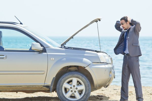 How to clean car air filter